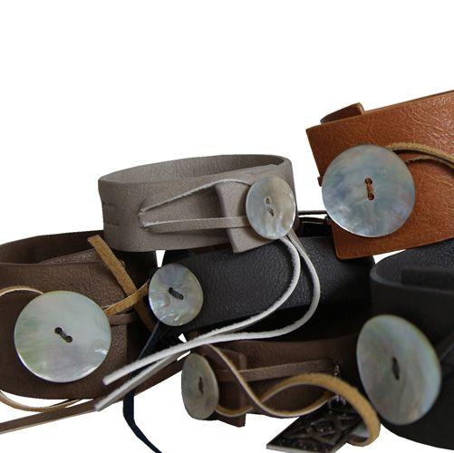 Armband Large – Taupe » Zussswinkel