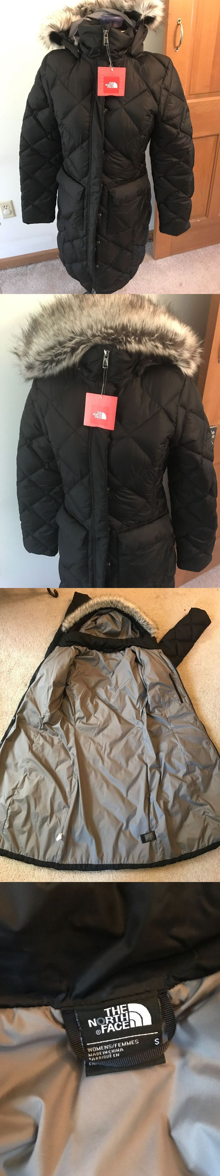 Coats and Jackets 181365: Nwt Ladies Northface Blk Down Jacket Tnf Black Size Small Srp$320 -> BUY IT NOW ONLY: $200 on eBay!