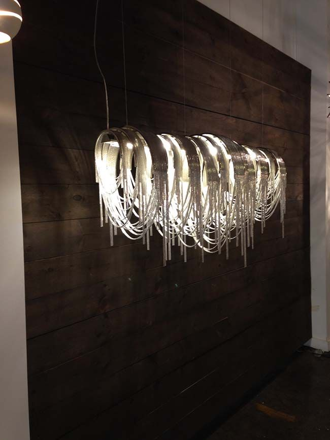 Volver suspension light from terzani now on display and available at lightform toronto
