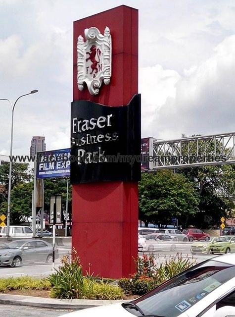 Shop for Rent in Fraser Business Park, Sungai Besi, Kuala Lumpur for RM 5,500 by Andy Gan. 1,450 sq. ft., 2-bathroom.