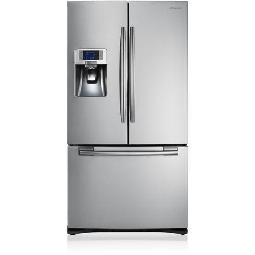 ثلاجة سامسونغ للبيع على الأنترنيت في المغرب العروض والأسعار من هنا Samsung French Door Kitchen Appliances Refrigerator