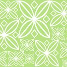 Green Pattern1 Collection on Society6.