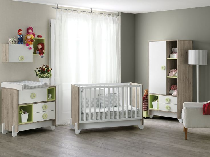39 best Cunas images on Pinterest | Convertible crib, Cribs and Desks