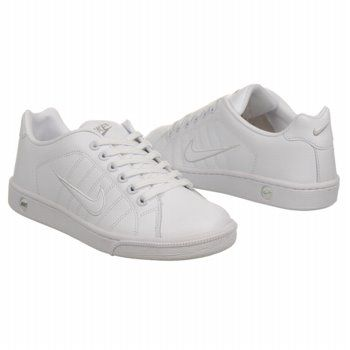 Nike Women\u0027s Tradition Shoes in White. An updated perspective on the Skater  look @iStudentNurse