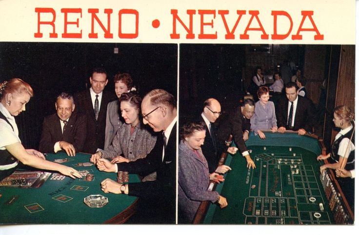 17 best images about vintage reno gambling on pinterest for Fish store reno