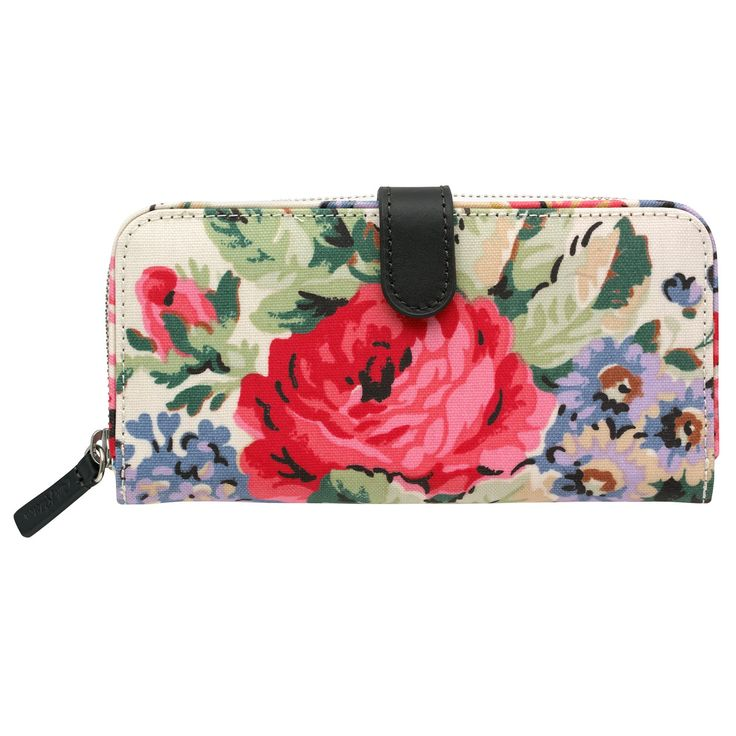 Bloomsbury Bouquet Global Wallet | Cath Kidston |