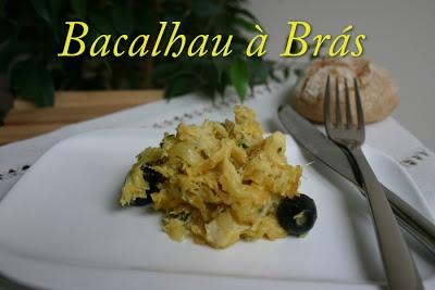 Bacalhau à Brás, a traditional Portuguese recipe!