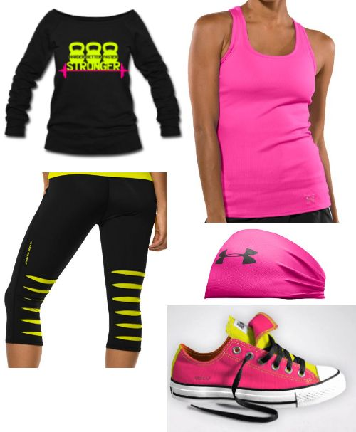 108 best Work out clothes images on Pinterest