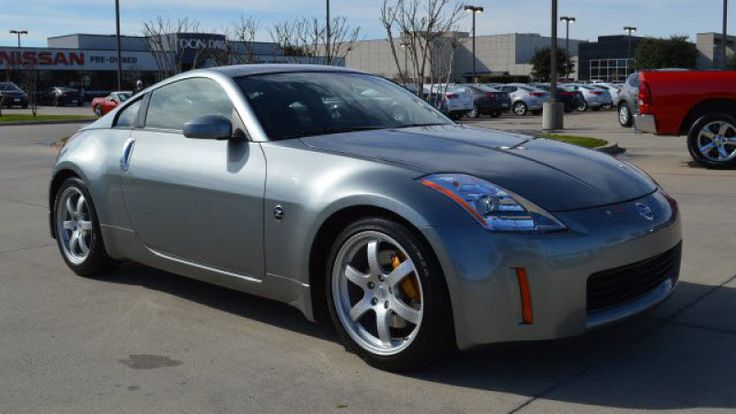2003 Nissan 350Z with serial number 1 for sale