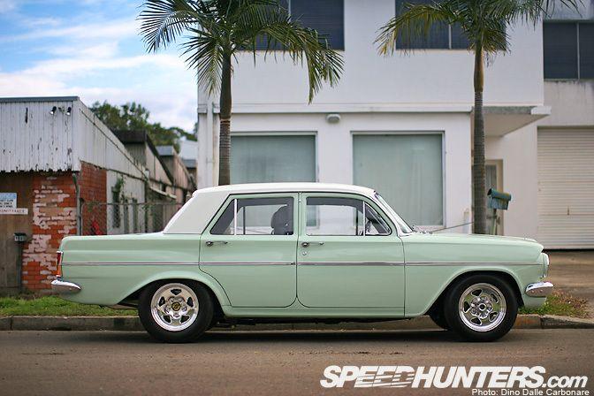 MY CHILDHOOD CAR,  RB30 POWERED HOLDEN PREMIER — Speedhunters