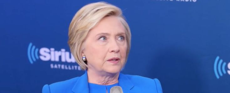 Hillary Clinton Defends Her Campaign Funding The Trump Dossier [VIDEO]