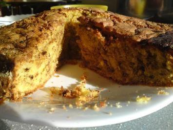 einfacher schneller Kuchen wenn die Gäste kommen - Rezept