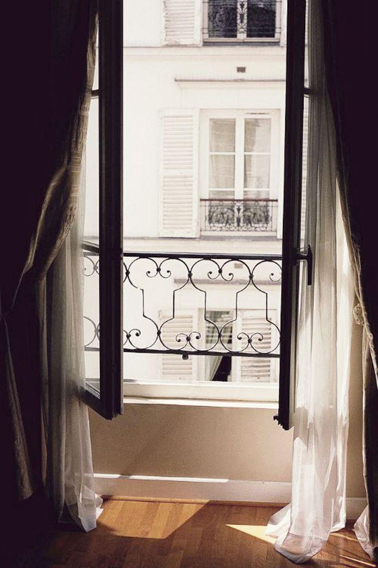Oracle, Fox, Sunday, Sanctuary, Paris, Balcony, Fashion, View, Terrace, Outdoor, Garden
