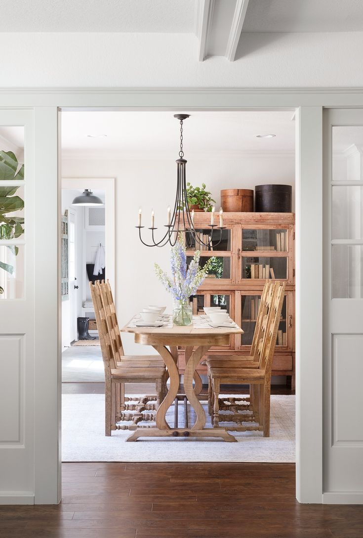 82 Best Dining Rooms Images On Pinterest  Fixer Upper Gamble Amazing Images Of Dining Rooms Decorating Design