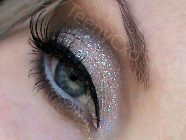 Glittery Glam