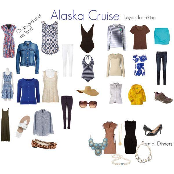 Packing For Alaska Cruise Tour