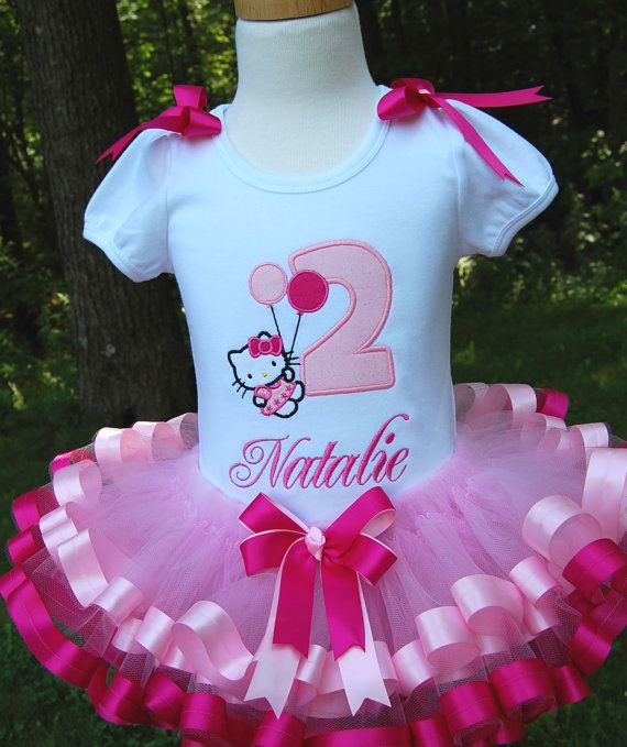 Hey, I found this really awesome Etsy listing at https://www.etsy.com/listing/156883291/hello-kitty-ribbon-trim-birthday-tutu