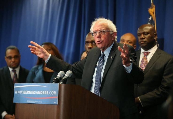 """Democratic hopeful Bernie Sanders has issued a powerful statement in the wake of a grand jury's decision not to bring any indictments in the case of Sandra Bland. 