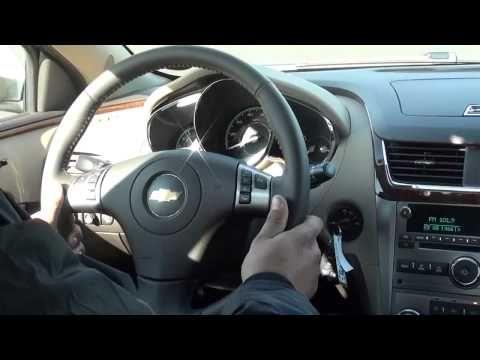 ▶ 2012 Chevy Malibu LTZ walk around - Phillips Chevy - YouTube