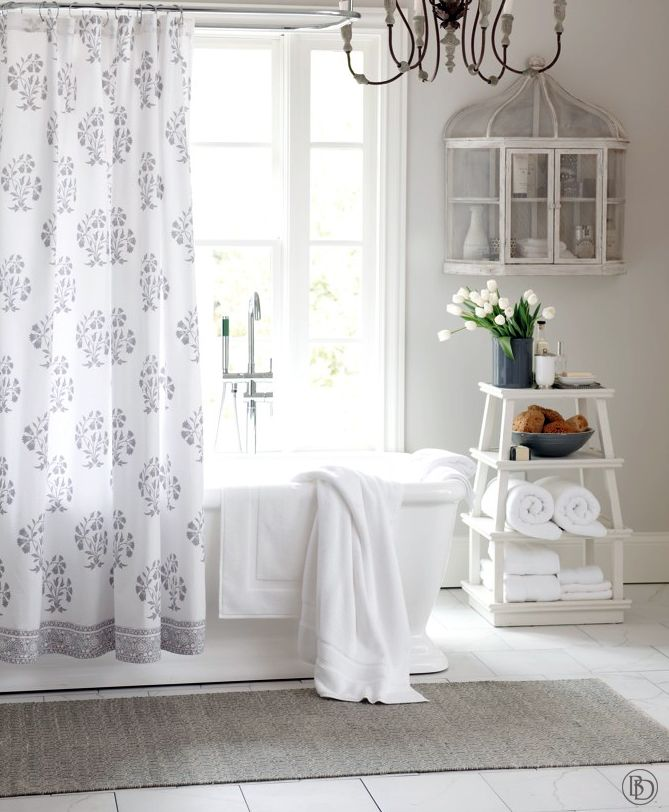 17 Best Ideas About Grey White Bathrooms On Pinterest
