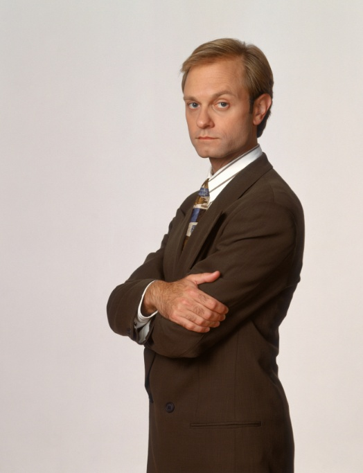Niles Crane. Don't fight it, he's swoon-able.