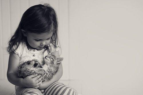I take care of you, kitty.