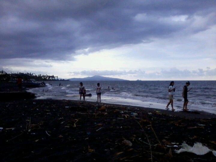 Pantai Firdaus in Minahasa Utara, Sulawesi Utara