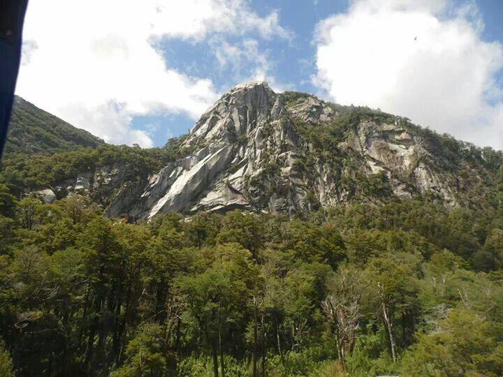 Parque nacional Puyehue, Chile