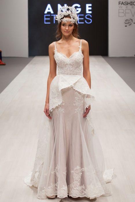 """Elegant wedding dress """"TIFFANI"""""""