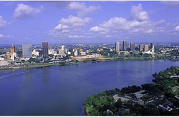Abidjan, Coite d'Ivoire