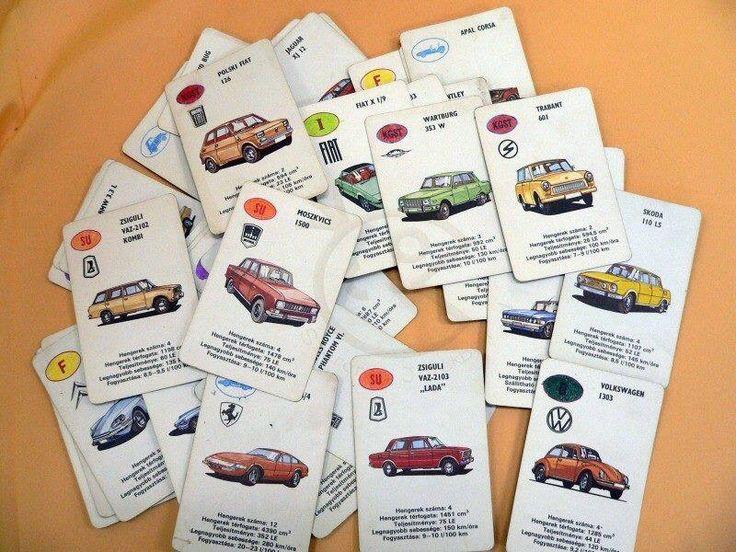 Autós kártya