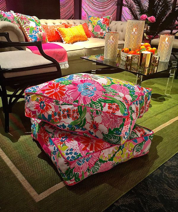 Lilly Pulitzer home. I need all of this for the new home!
