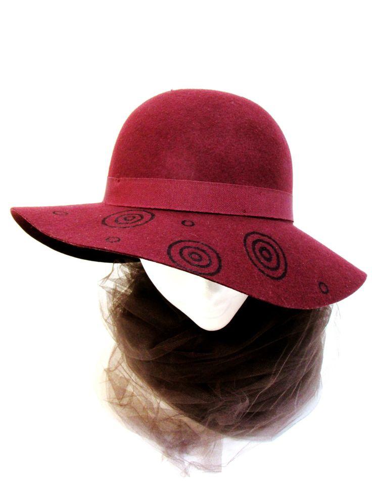 Cappello Circle di TATIANVOSCH su Etsy