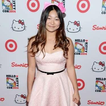 Chloe Kim est l'idole des fanas de sports de glisse. La jeune snowboardeuse se lance dans la compéti... - Getty