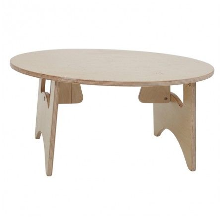 Round Light Table - Birthday Super Specials - This table is a must for every household! So versatile, perfect for board games, drawing, puzzles, homework and more. Add a cushion and you're ready to go!