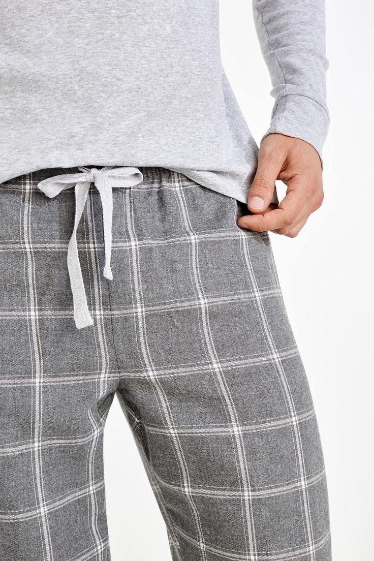 Estilo ao quadrado: Axadrezados! #Estilo ao #quadrado: #Axadrezados | #Pijama #algodão #quadrados #womensecret #saldos
