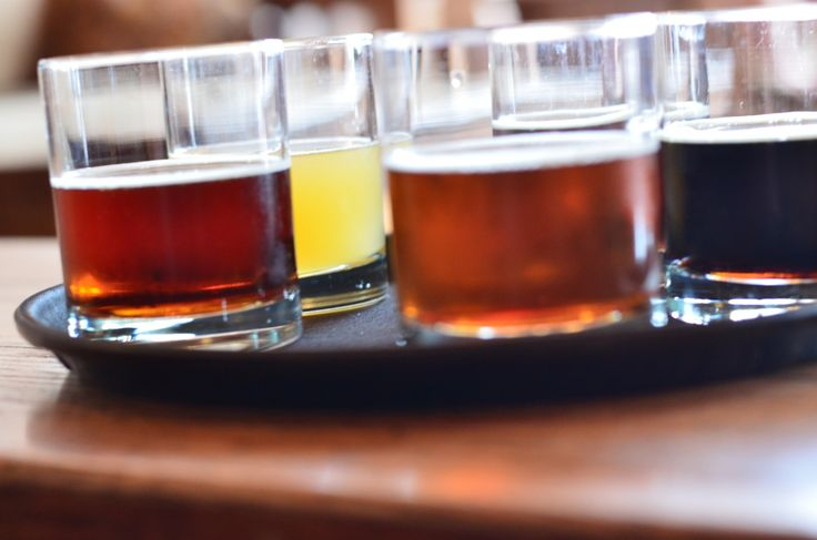 """The Ultimate List of Upper Peninsula Breweries- summer """"to-do"""" list with that sweet wooden bike trail in Copper Harbor!"""