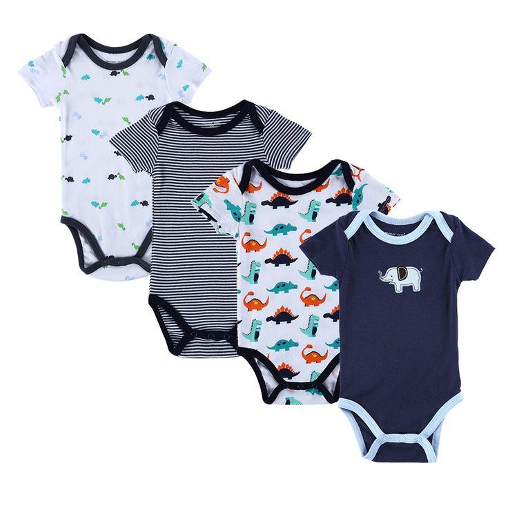 Детские боди новорожденный одежда с коротким рукавом летние возчиков новорожденных девочек мальчиков на Алиэкспресс русском языке рублях