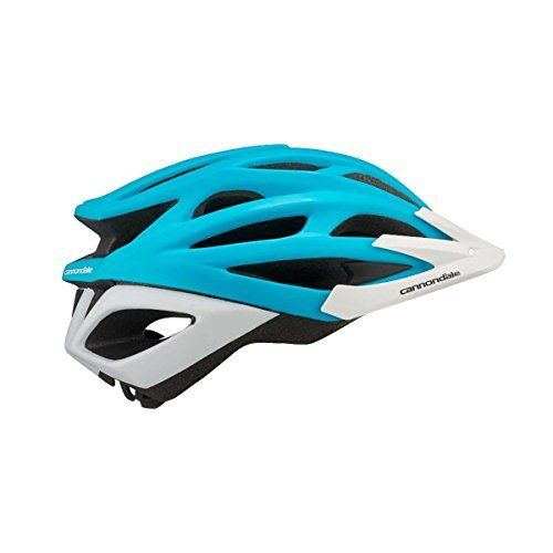 Cannondale Radius Helmet Small Medium Teal White Review With
