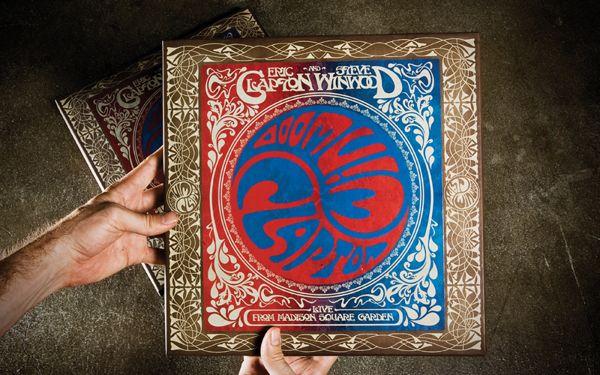 Eric Clapton / Steve Winwood by Donny Phillips, via Behance