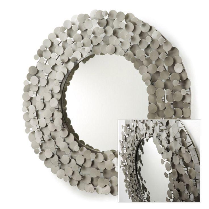 Speil modell WENDA! Se vårt store utvalg av speil og interiør på: www.mirame.no #speil #lys #stue #gang #rundtspeil #møbler #farger #shabbychic #mirame #pris  #interior #interiør #design #nordiskehjem #vakrehjem #nordiskdesign  #oslo #norge #norsk  #bilde #speilbilde #veggspeil #rom123 #nyheter #wenda