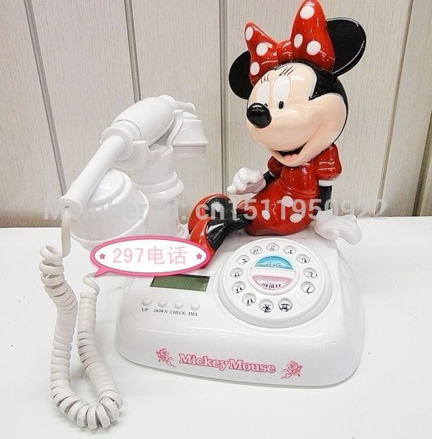 Cute Landline Phones Promotion-Shop for Promotional Cute Landline ...