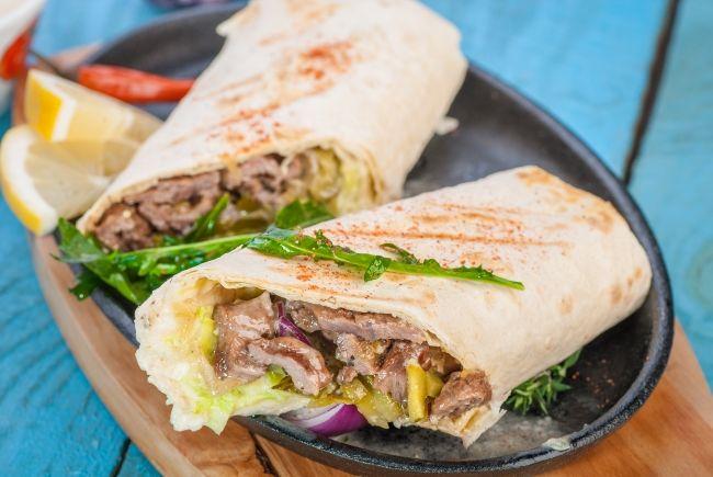 Лаваш с начинкой: 5 вкусных рецептов, рецепт приготовления - Портал «Домашний»