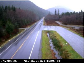 November 16 -- Highway cameras will be useful for travellers along  Highway 16