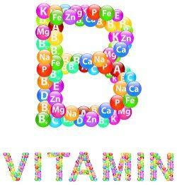 O complexo B, que costumamos chamar de vitaminas do complexo B, é um conjunto de nove vitaminas que têm importante atuação no nosso metabolismo celular. São vitaminas hidrossolúveis, isto é dissolvem-se em líquidos, inclusive gorduras, e não são produzidas em quantidade suficiente dentro de nosso organismo e, portanto, precisam ser adquiridas do meio ambiente, através dos alimentos.