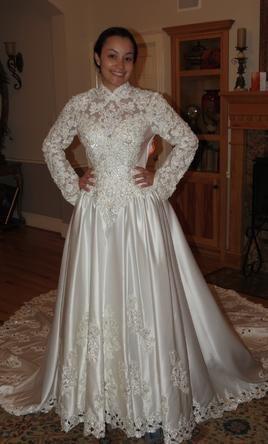 Mori Lee 203 Size 8 New Un Altered Wedding Dresses