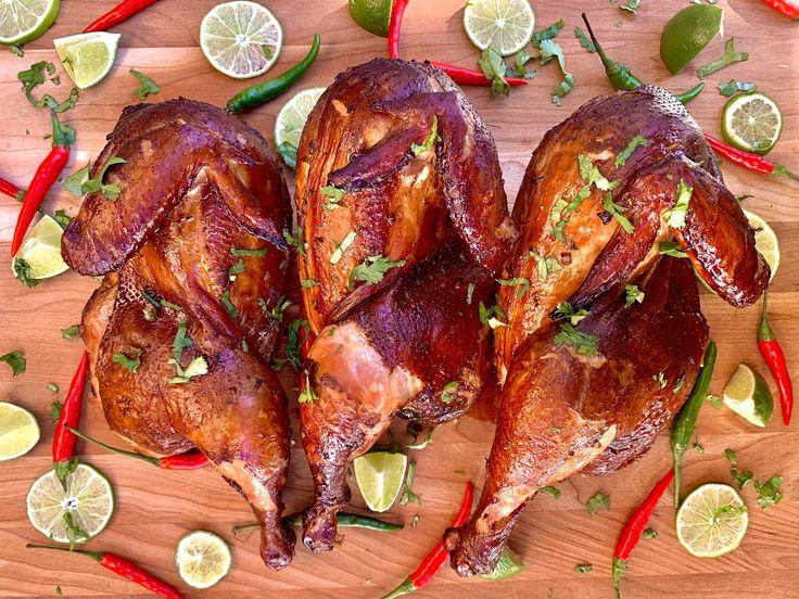Vietnamese style chicken in 2020 smoker recipes chicken