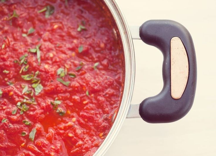 The Easiest Homemade Marinara Recipe You'll Ever Find