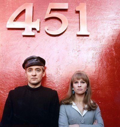 Fahrenheit 451, François Truffaut (1966)