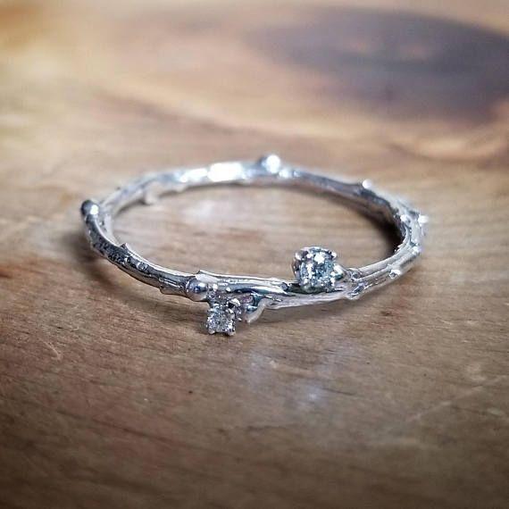 Best 25+ Diamond stacking rings ideas on Pinterest ... - photo #19